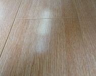 Laminate 12.3mm Golden Oak Sale $1.99