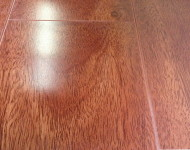 Laminate 12.3mm Santos Mahogany Sale $1.99