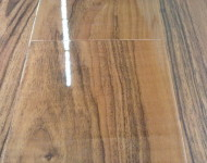 Laminate 12.3mm piano finished Antique Oak Sale $1.69