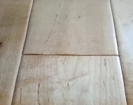 Solid Hard Maple Antique Natural Sale $3.99 – 3/4″ x 5″