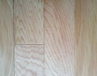 Engineered Hickory Primeclear sale $3.75  – 1/2″ x 5″