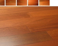 Solid Kempas Reddish, Made in Indonesia 3/4″ x 3 3/16″ Sale $3.25/sq. ft.