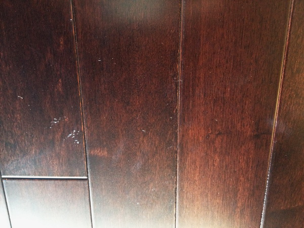 Hardwood Floor On Sale