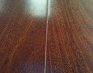 Engineered IPE Brazilian Walnut Janka 3680 Natural Sale $3.99 1/2″ x 5″