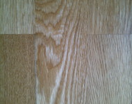 Engineered White Oak Natural Premium 9.16 x 5 Sale $3.99