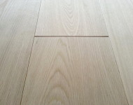 Engineered White Oak Wire Brushed Wide Planks White Ice Sale $4.49 1/2″ x 6″
